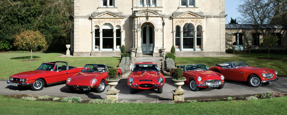 Testimonials / Vintage and Classic Car Hire